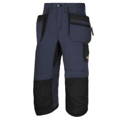 6103 Pantalón Pirata LiteWork 37.5® con bolsillos flotantes