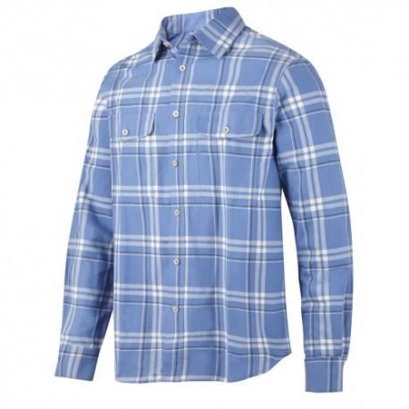 8502 Camisa Franela Cuadros RuffWork